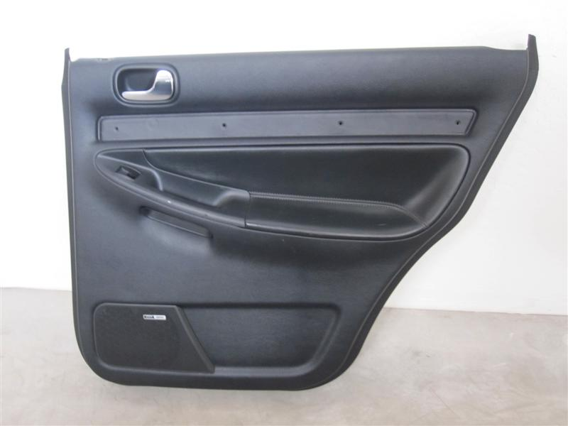 00 02 audi s4 a4 rear right door panel bose. Black Bedroom Furniture Sets. Home Design Ideas