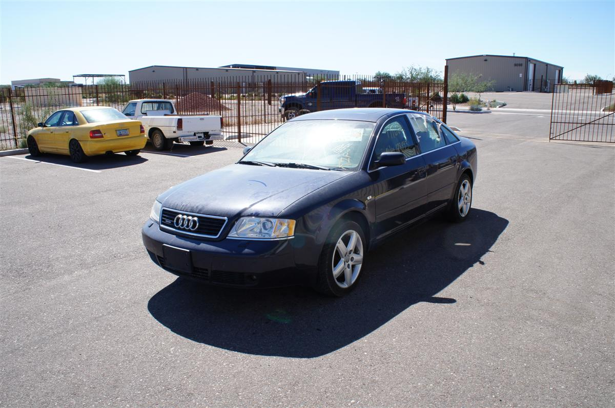 2002 audi a6 27t quattro owners manual