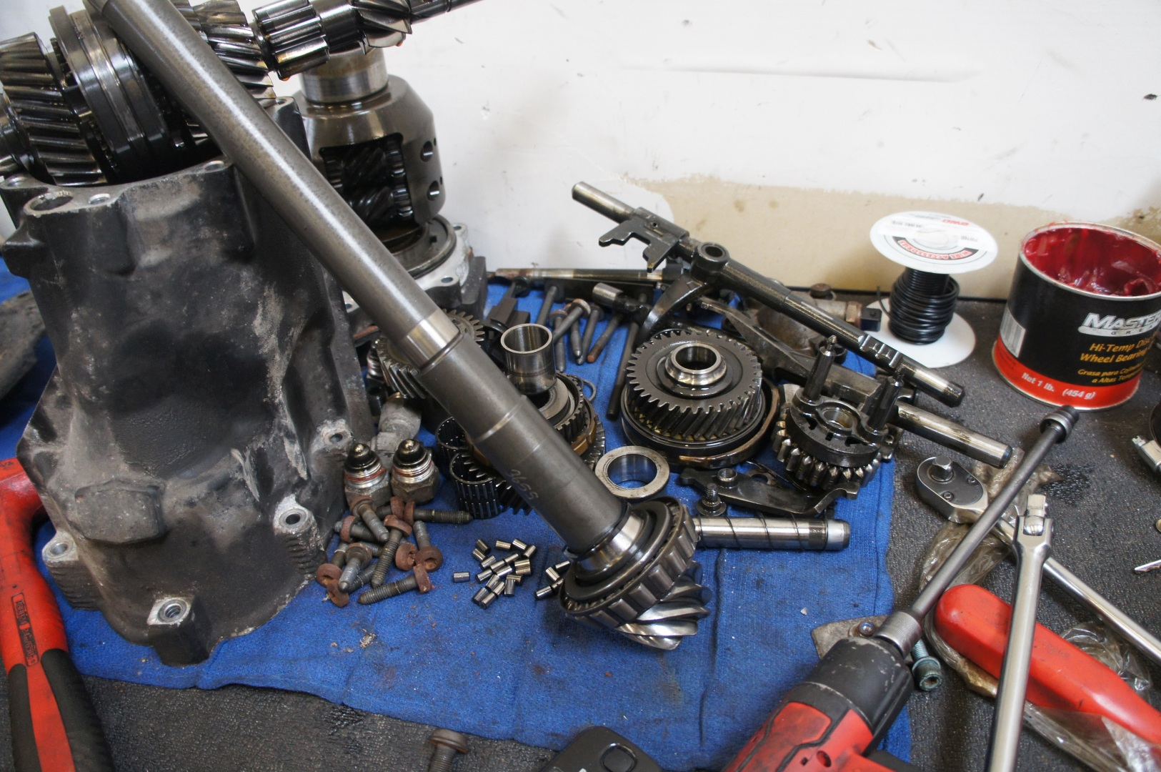 Audi A6 S6 Allroad Tip To 6 Speed Swap Kit: Audis4parts com