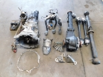 00-02 Audi s4 TIP to 6 Speed Transmission Conversion Swap Kit