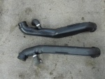 00 01 02 Audi S4 A6 OEM Black Upper Charge Pipe