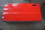 00-02 Audi B5 S4 OEM Driver Side Front Left Door Laser Red