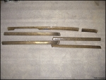 00-02 Audi S4 OEM Wood Grain Trim Set Dash Set