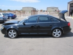 2002 Audi A6 4.2L V8 (Black, Black Leather)