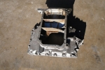 078103603AG 00-05 Audi S4 A6 Allroad 2.7T Upper Oil Pan