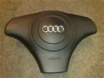 98 99 00 01 02 Audi S4 A4 OEM Steering Wheel Airbag