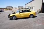 2000 Audi S4 2.7T 6 Speed (Yellow) 5/15/2012