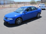 2001 Audi S4 2.7T 6 Speed Maual 109,xxx Miles- (Blue, White Leather) 6/15/2011
