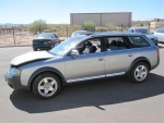 2002 Audi Allroad 2.7T 6 Speed Maual 36,xxx Miles- (Grey, Grey/Black Leather) 5/28/2011