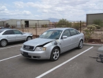 2003 Audi A6 2.7T 6 Speed Maual 85,xxx Miles- (Silver, Black Leather) 5/19/2011