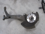 01-05 Audi Allroad Upright Knuckle w/ Wheel Bearing LFT