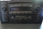99-03 Audi A6 S6 Allroad Stereo 4B0035195A