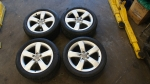 2012 Audi A6 OEM 4G 18x8 5-112 5 Spoke Wheels