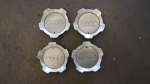 "Audi C5 allroad OEM 17"" Wheel Center Hub Cap Set 4Z7601165"