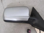 01-05 Audi Allroad OEM RIGHT Silver Mirror Cap Folding