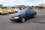 2000 Audi A6 2.7T 6Speed (Blue) 7/19/2012