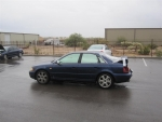 2001 Audi S4 2.7T 6Speed (Blue) 11/13/2011