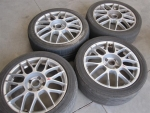 "Audi A6 OEM 16 Spoke 17"" BBS Wheel SET"