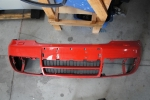 00-02 Audi S4 Laser Red Front Bumper - Minor Damage