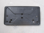 00 01 02 Audi S4 Front License Plate Frame