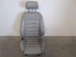 97-02 Audi S4 A4 OEM LEFT Driverside Leather Seat WHITE
