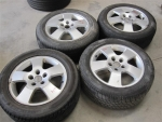 "98-04 Audi A6 OEM 16"" Wheel s Set of 4"