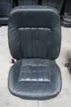98-04 Audi A6 OEM Driverside Black Leather HEATED Comfort Seat