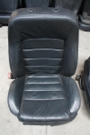 98-04 Audi A6 OEM Driverside NON-Heated Black Leather Seat SPORT