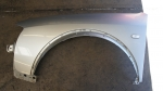 Audi C5 allroad Driver Side Right Font Fender Silver LY7W
