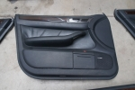 98-04 Audi C5 A6 Allroad OEM Drive Side Black Door Card