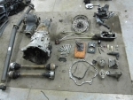 01-05 Audi allroad Tip To Six Speed Swap Kit