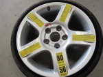 Allroad Spare Wheel 16""
