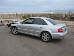 2001.5 Audi S4 2.7T 6 Speed Maual (Silver, Black Leather) 07/19/2011