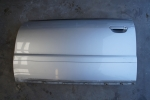 00-02 Audi B5 S4 OEM Front Driver Side Door Skin Silver LY7W