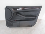 98-01 Audi A6 Front Passenger Door Panel Card BLACK