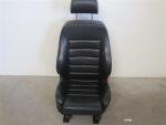 97-02 Audi S4 A4 OEM RIGHT Passenger Leather Seat BLACK