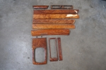 98-04 Audi C5 A6 Allroad OEM Woodgrain Trim Set