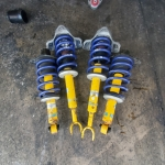 00-04 Audi C5 A6 Bilstein Struts With H&R Lowering Springs