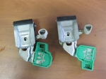 99 00 01 02 Audi S4 A4 Driver Side Regulator Clips