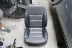 Audi C5 allroad OEM Driver Side Front Leather Seat Black/Gray