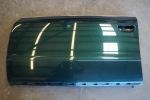 98-04 Audi C5 A6 OEM Driver Side Front Door Skin Green