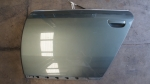 Audi C5 allroad OEM Driver Side Rear Door Shell Highland Green LY6J
