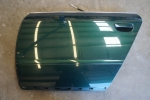 98-04 Audi C5 A6 OEM Driver Side Rear Door Skin Green