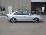 2000 Audi S4 2.7T 6 Speed Manual 9/12/2011
