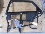 01-05 Audi Allroad Door Frame Regulator RIGHT REAR