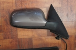 00-02 Audi S4 A4 Hibiscusrot Pearl Side Mirror RIGHT
