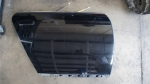 Audi C5 allroad OEM Passenger Side Rear Door Shell Brilliant Black LY9B