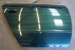 98-04 Audi C5 A6 Rear Passenger Side Door Skin Green