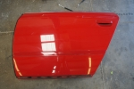 98-04 Audi C5 A6 OEM Rear Driver Side Door Skin Red