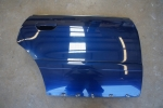 00-02 Audi B5 S4 Passenger Side Rear Door Skin Blue